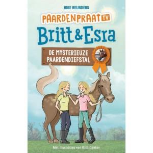 P-57 Paardenpraat Britt&Esra verhalen reeks