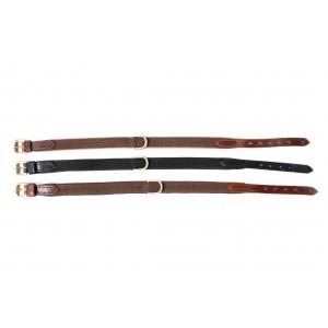 011 HB Webband Halsband met Hondenlijn
