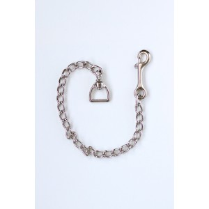 1516 nikkelen looplijn ketting