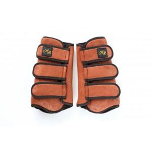 222 HB Comfort Silverpoint velvet boots