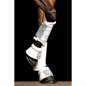 226A HB Show-time Gold Rush Glitter Trainingsboots