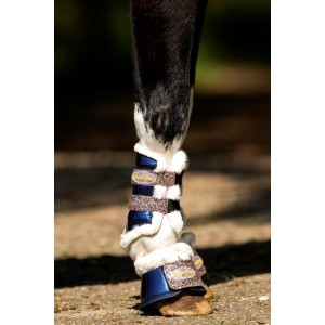 228 HB Show-time Gold Rush Glitter Trainingsboots Little sizes