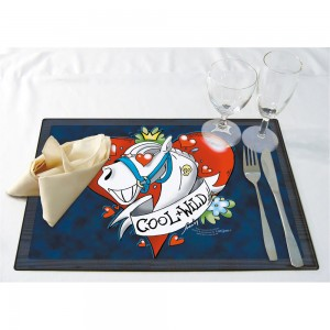 P-98  Dr. Herz Cool and Wilde Place mats