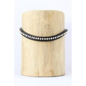 540 HB Showtime Frontriem white-brass-pearls