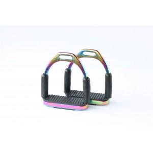870 HB rainbow flexible stijgbeugels