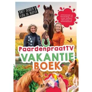 P-14 Het PaardenpraatTV-vakantieboek